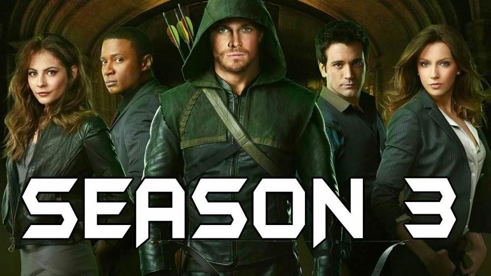 Arrow season 3 ซับไทย EP.1-13