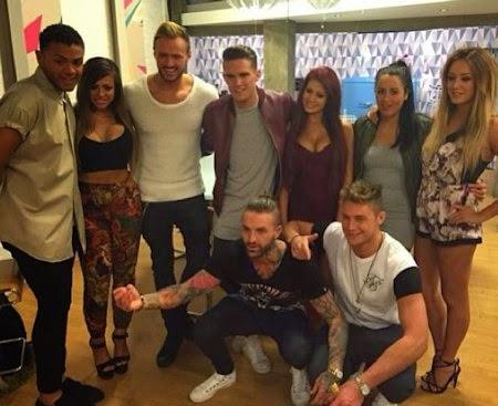 Geordie Shore 10 cast