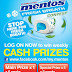 Mentos Fresh Breath Contest
