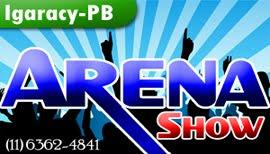 Arena Show - A nova casa de show do Vale