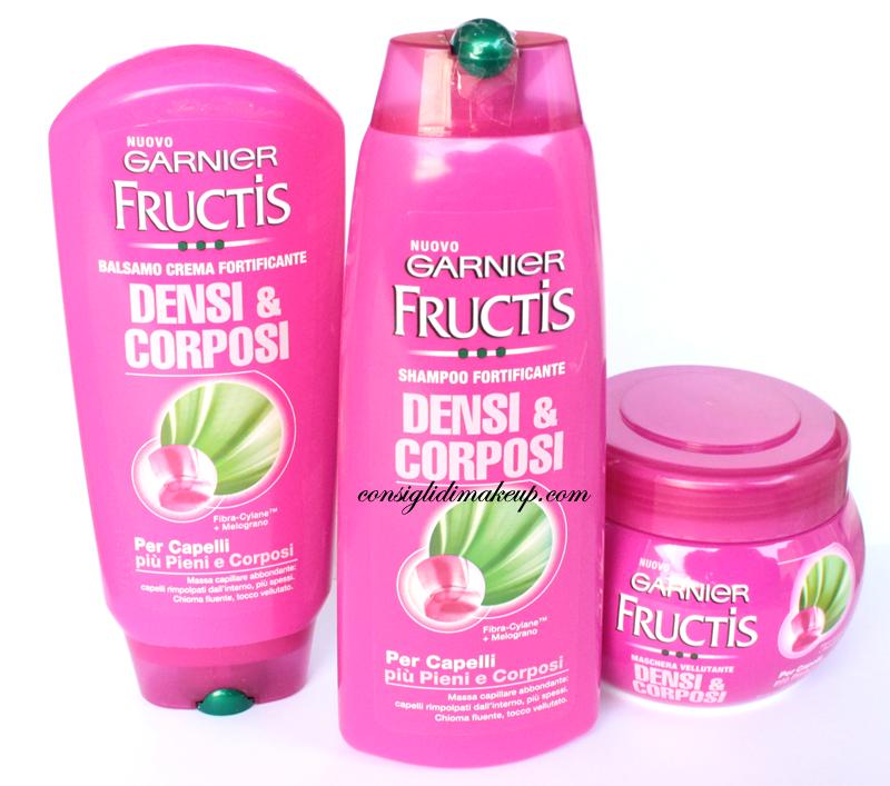 recensione fructis densi e corposi
