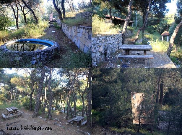Belkahve Piknik Alanı İzmir