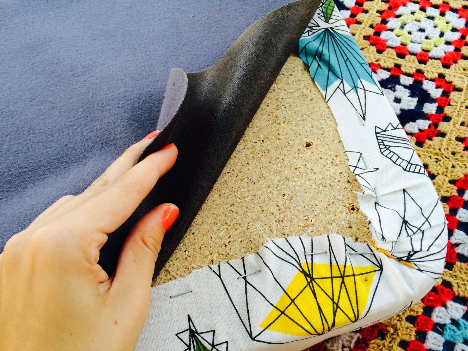El blog de lorenna tapizar silla despacho - Cuero para tapizar sillas ...