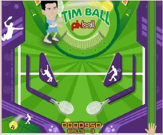 Ball Game : Tim Pinball