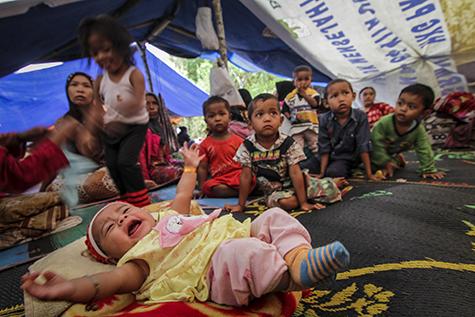 Pemerintah Terus Distribusi Bantuan Korban Gempa Aceh