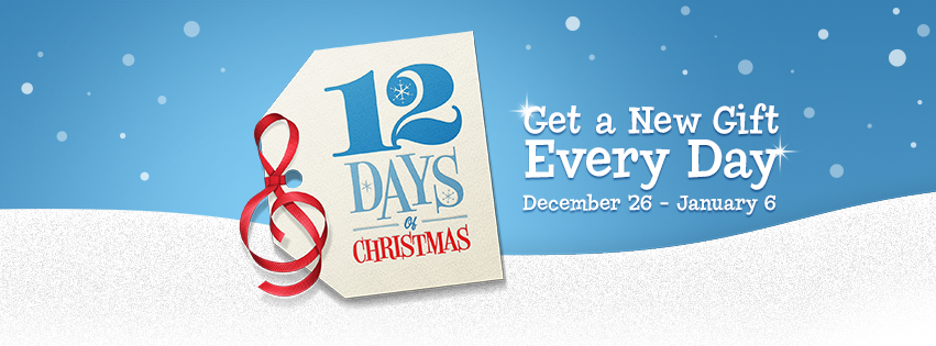 iTunes: 12 Days of Christmas