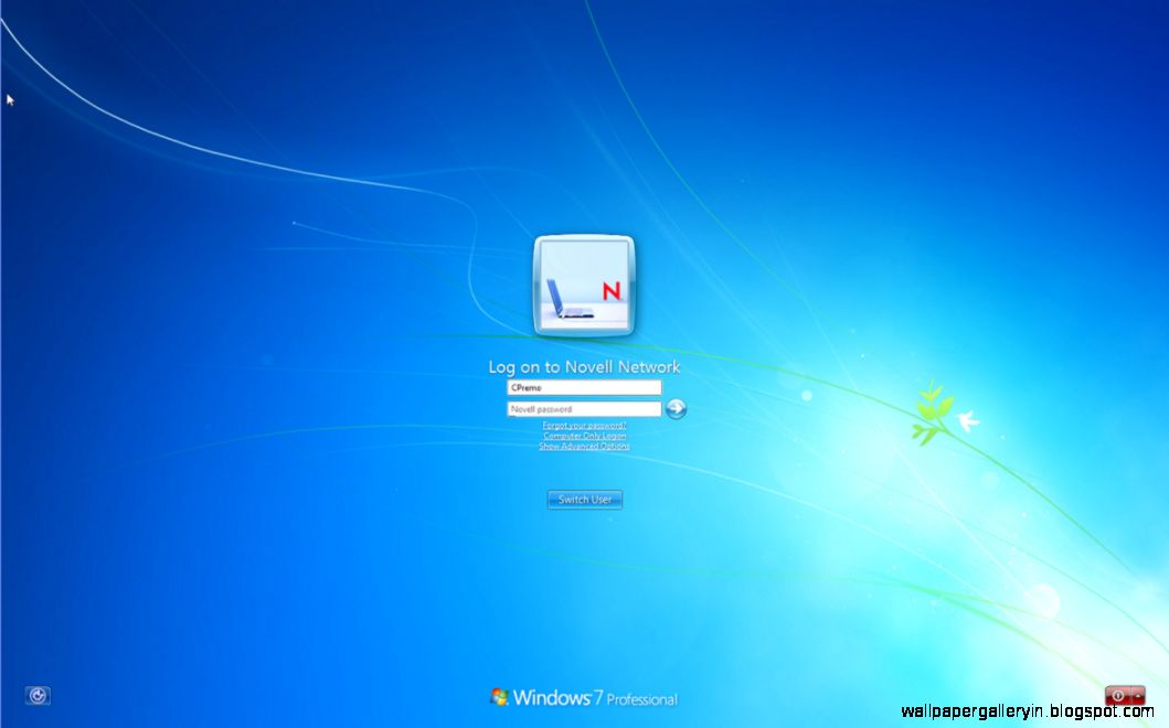 How to Change Windows 7 Logon Screen Background   Cool Solutions