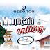 Holiday 2014 | Essence Mountain Calling trendkiadás