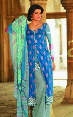 Lala Sana Samia EID Dresses-2014
