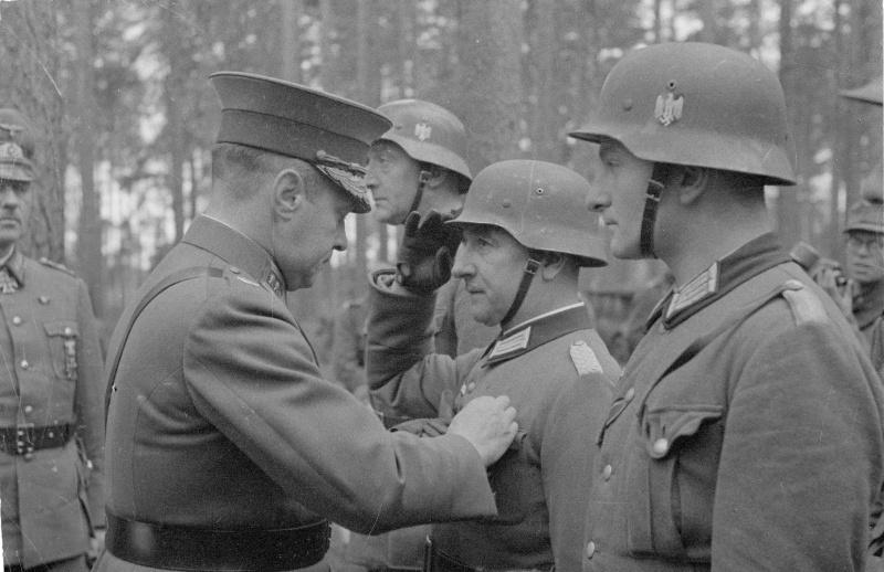 Немецкая хроника 2 мировой войны в цвете смотреть онлайн