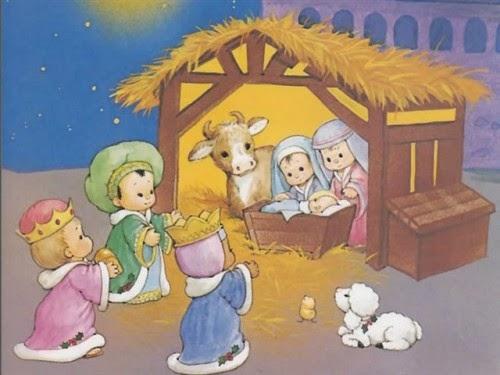 fotos de nacimiento de jesuscristo