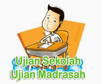 Pos Dan Kisi Kisi Ujian Sekolah Madrasah Tahun Pelajaran 2013 2014 Abdi Madrasah