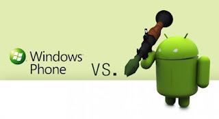 Windows 10 Lumia Smartphones vs Google Android Smartphones