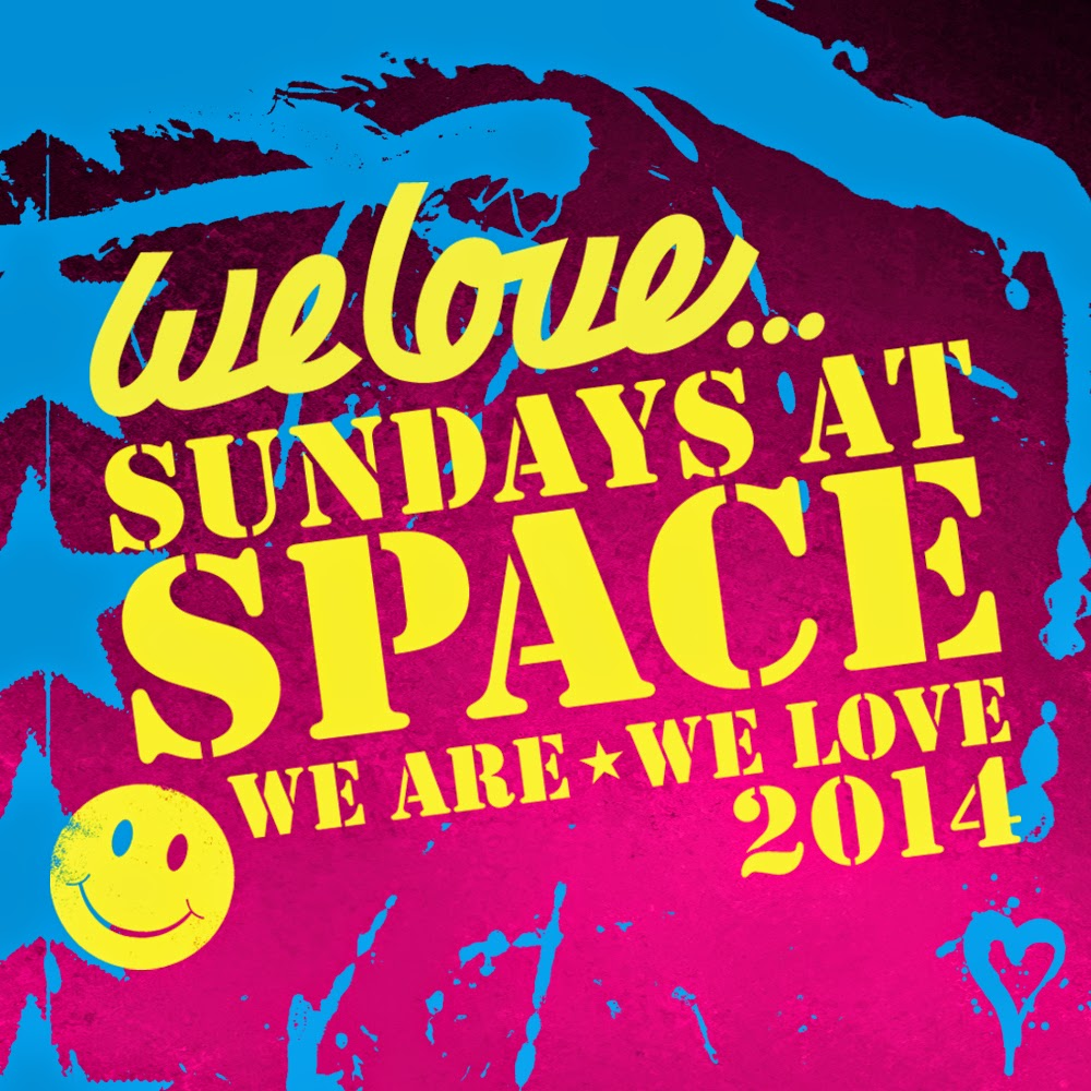 We Love... Sundays at Space Ibiza Residents