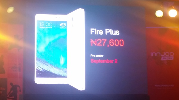 InnJoo Fire Plus Price