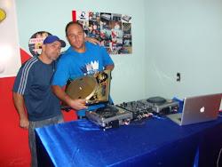 O MESTRE DAS MKS DJ ARLES E DJ PANTERA