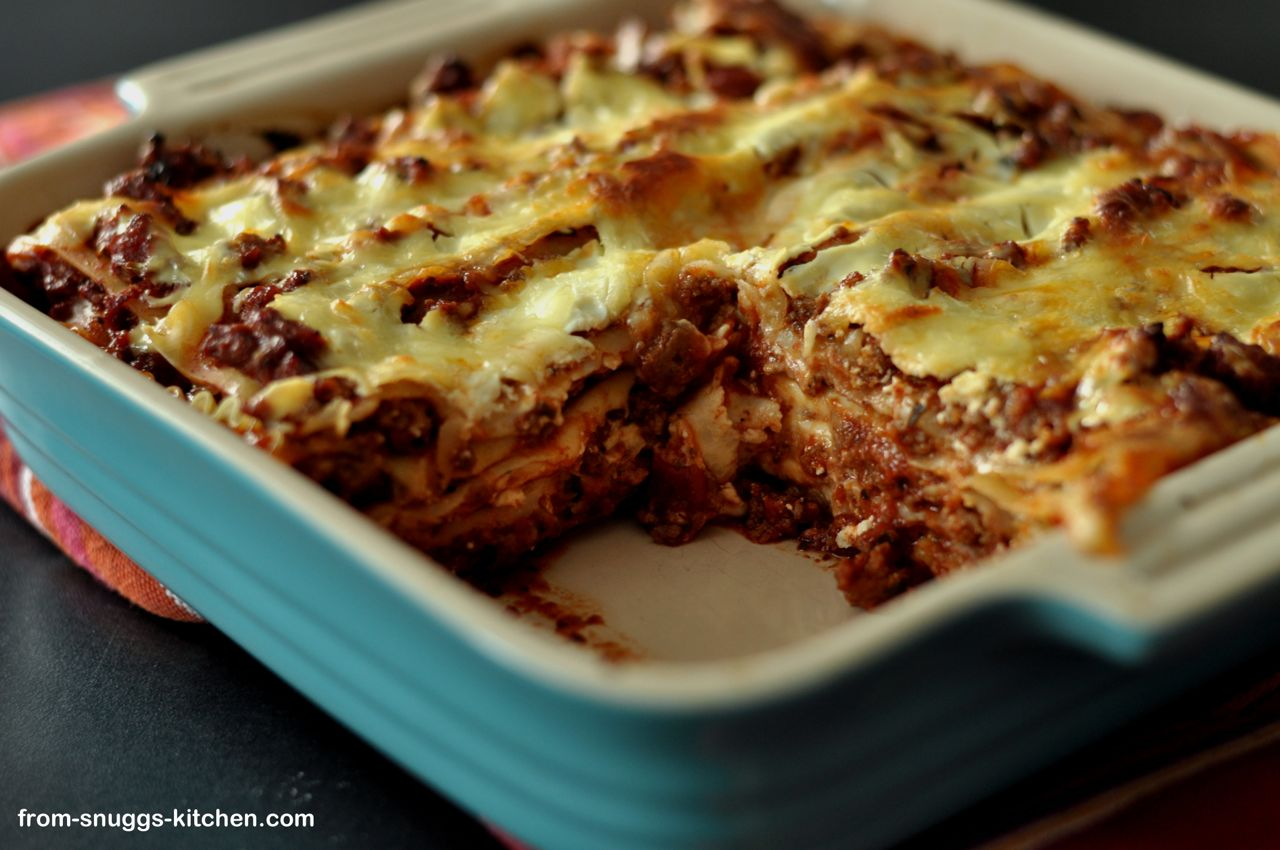 Quark-Lasagne