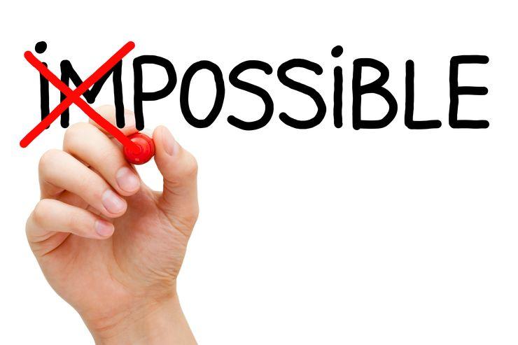 No ha nada imposible