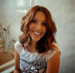 Bloggera Lorena Sanz