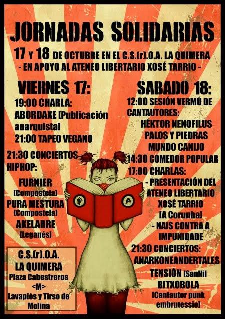 Madrid A.L. Xose Tarrio 17-18/10