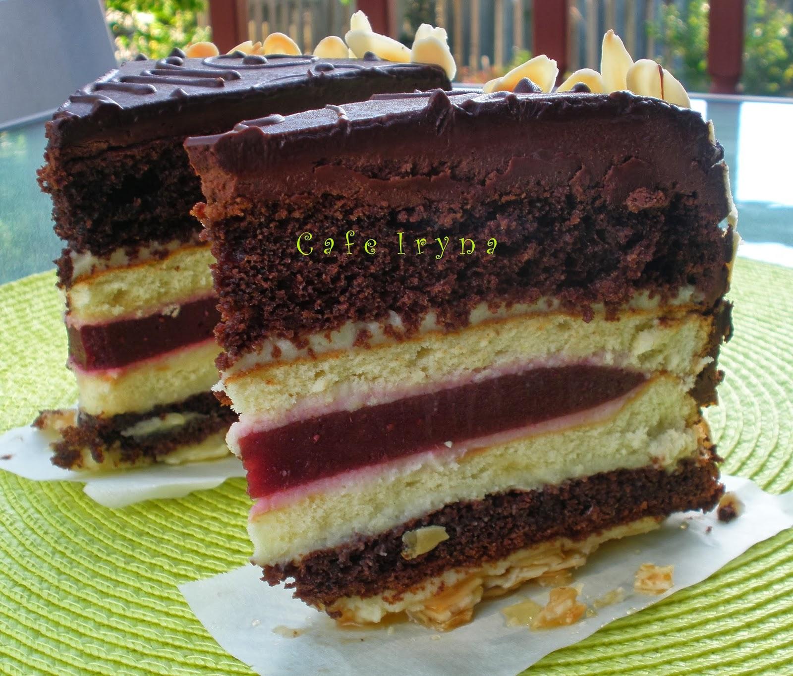 Торт мишель рецепт