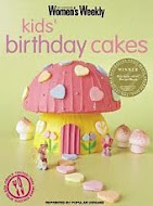 Women's Weekly Kid's Birthday Cakes by Susan Tomnay