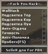 Point Blank Hile For You Wallhack Menü Dll Versiyon 23.05.13 indir