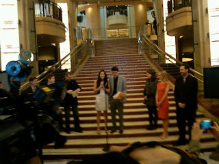 Hofstra U takes 2011 mtvU Oscars Correspondent win