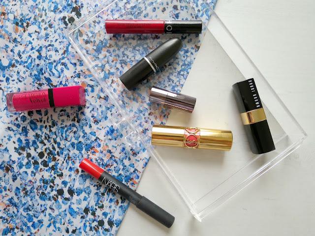 Beauty Perfect Lipstick High End High Street Drug Store NARS Bourjois Bobbi Brown Urban Decay MAC Sephora YSL