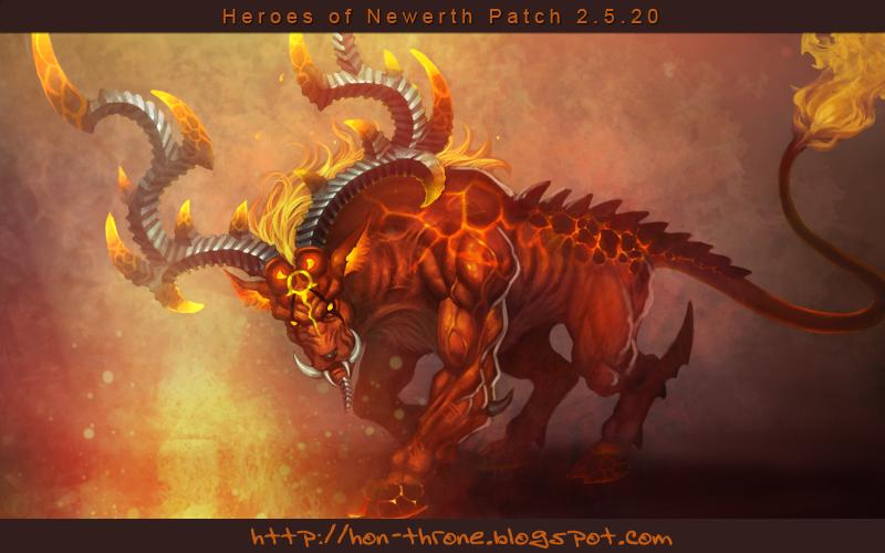 hon latest patch