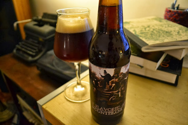100% Brett Dark Strong Ale