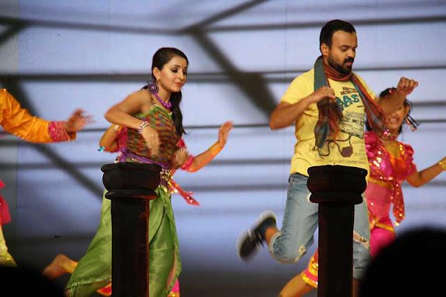 Bhama and Kunjacko boban