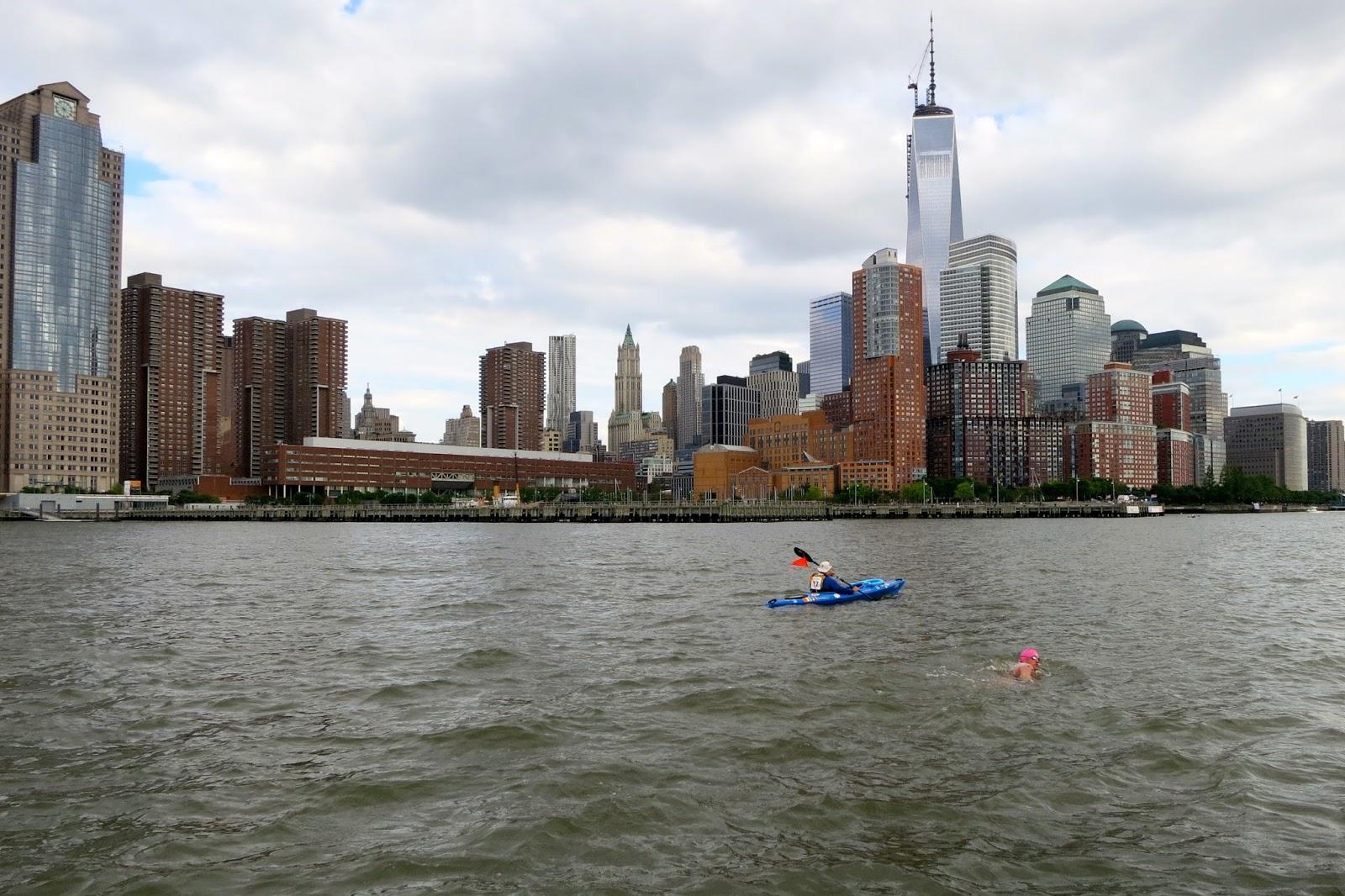 Manhattan Island Marathon Swim Manhattan Island Marathon Swim