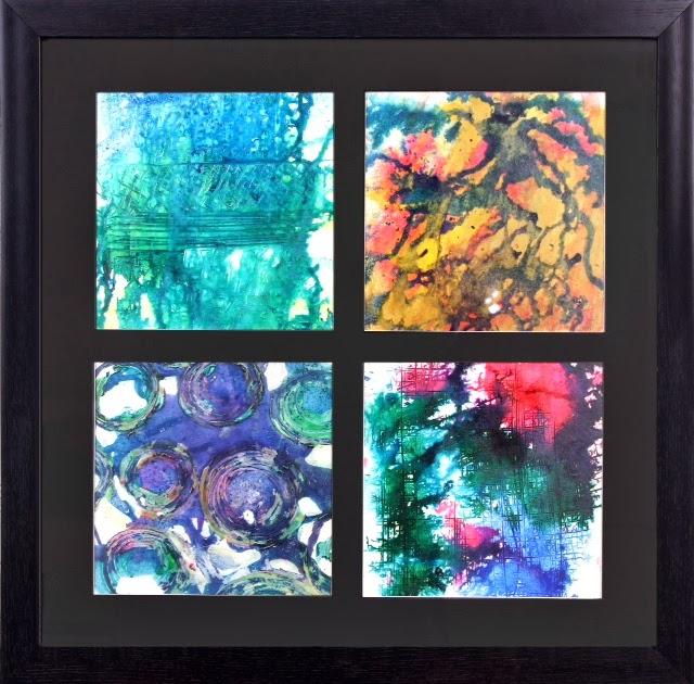 Four Seasons by artist Shruti Vij, Image courtesy artist