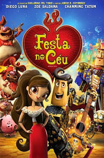 Festa no Céu - BDRip Dual Áudio