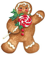 Imagens para decoupage de biscoitos de natal