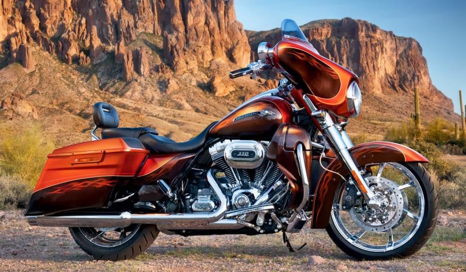 2014 Harley-Davidson Street Glide Desktops Images