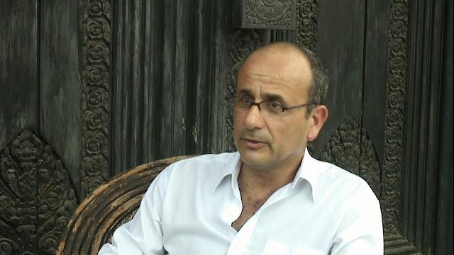 Bertrand Porte, ingénieur d'étude à l'EFEO