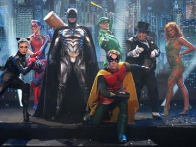Batman Leotard