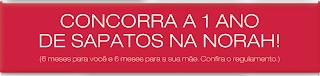 Promoção Dia das Mães - Norah Calçados