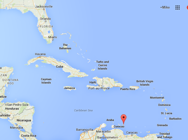 Where Are Mike and Sherry Ready for Bonaire