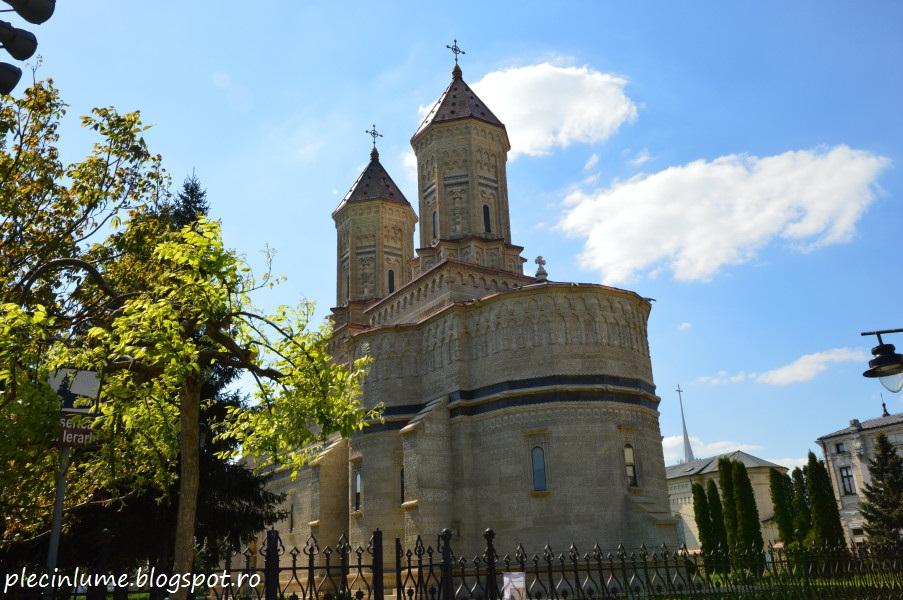 Biserica Sfintii Trei Ierarhi din Iasi
