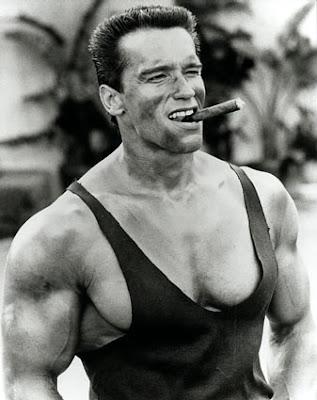 actores de tv Arnold Schwarzenegger