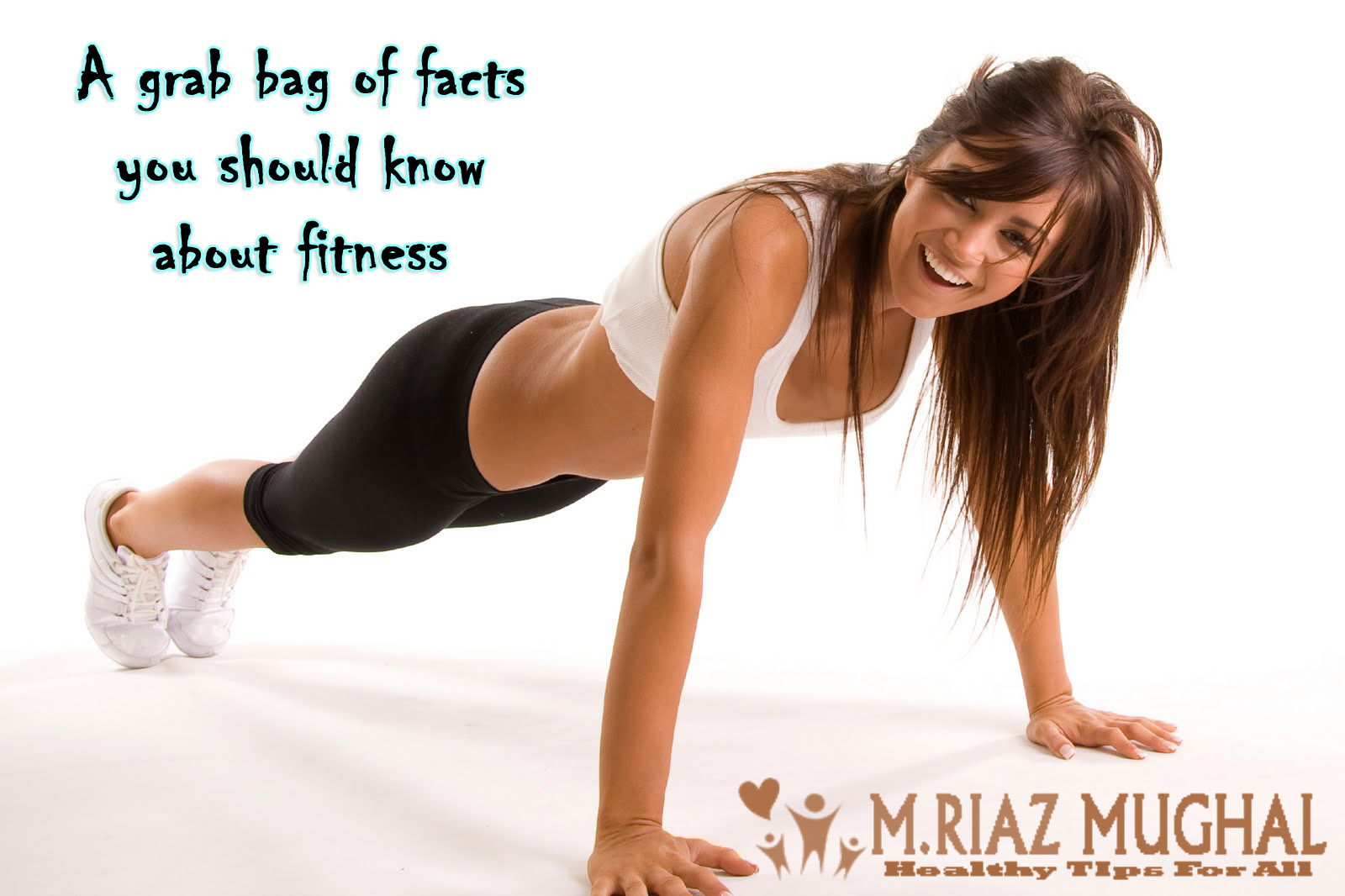 A grab bag of facts you should know about fitness