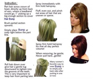 volume rambut tanpa perlu repot ke salon atau merusak rambut