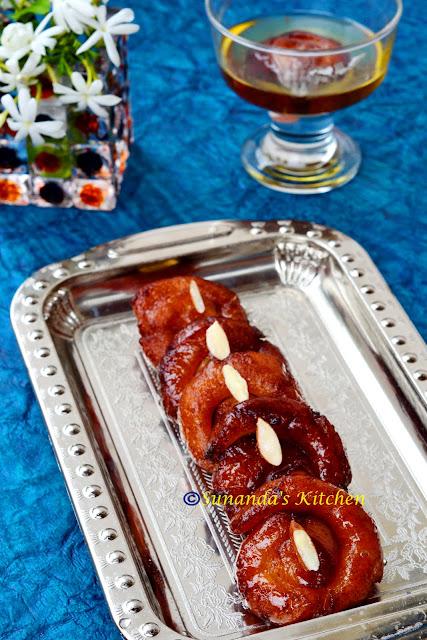 Chhanar Jilipi/Chhanar jalebi recipe