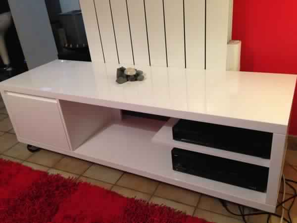 meuble tv lorena alinea meuble tv. Black Bedroom Furniture Sets. Home Design Ideas