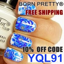 Coupon code on Born Pretty Store
