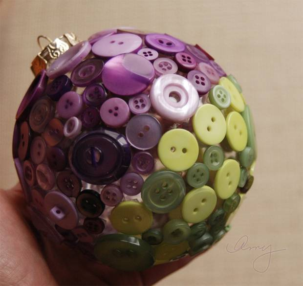 adornos navideos reciclados para tu rbol de navidad