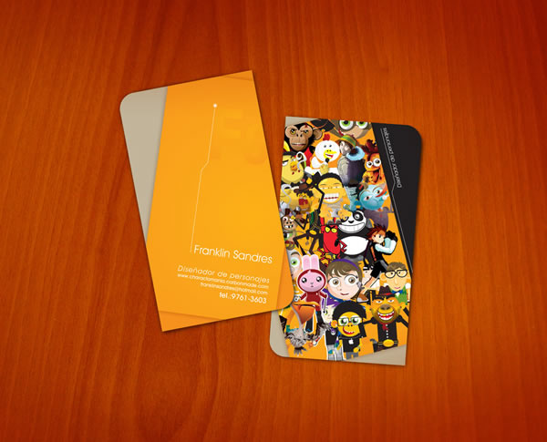 16) Business Card